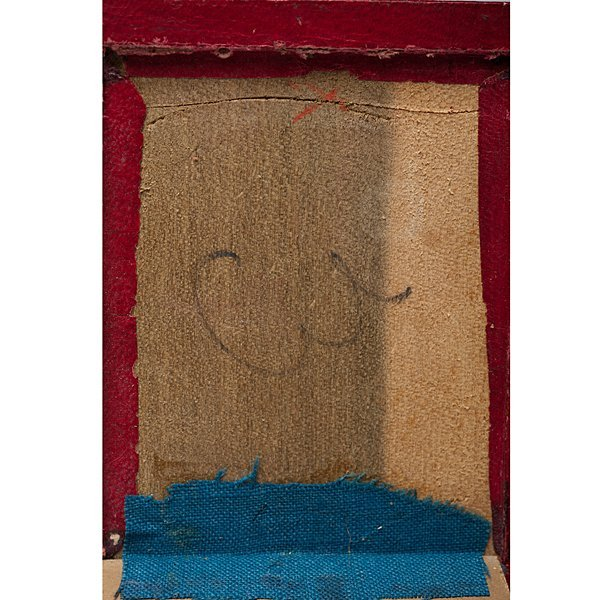 128: Thos Jefferson Miniature by William Russell Birch - 3