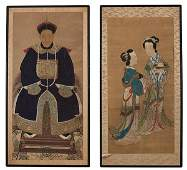 334: Chinese Ancestral Portraits
