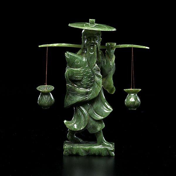 1012: Spinach Jade Fisherman