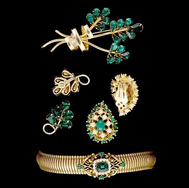 10: Beau Jewels & Austrian Rhinestone Set