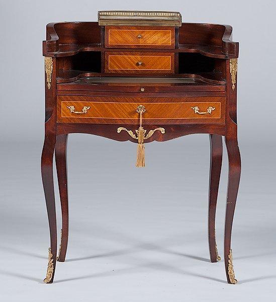 1: Louis XV-Style Lady's Writing Desk
