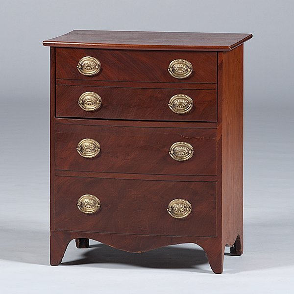 8: English Commode Stand