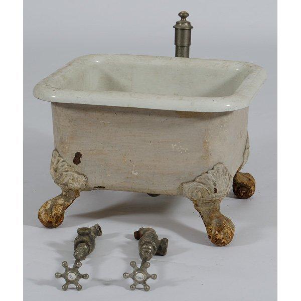 12: Footbath