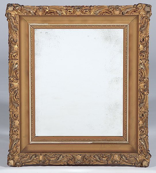 14: Continental Giltwood Mirrors