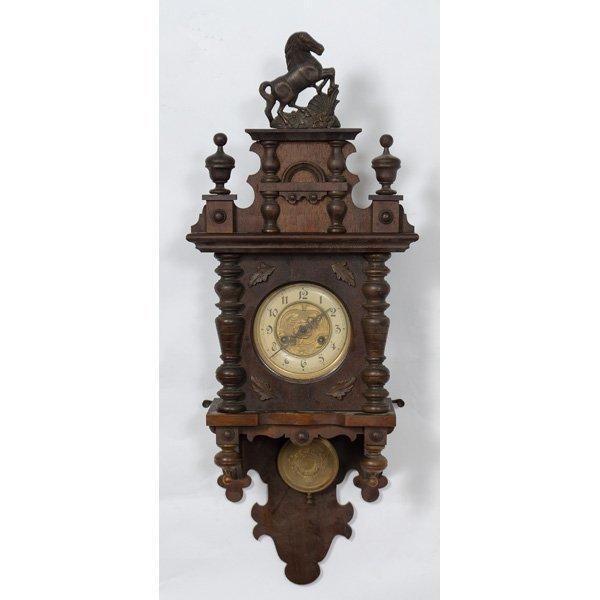 17: Continental Hanging Wall Clock