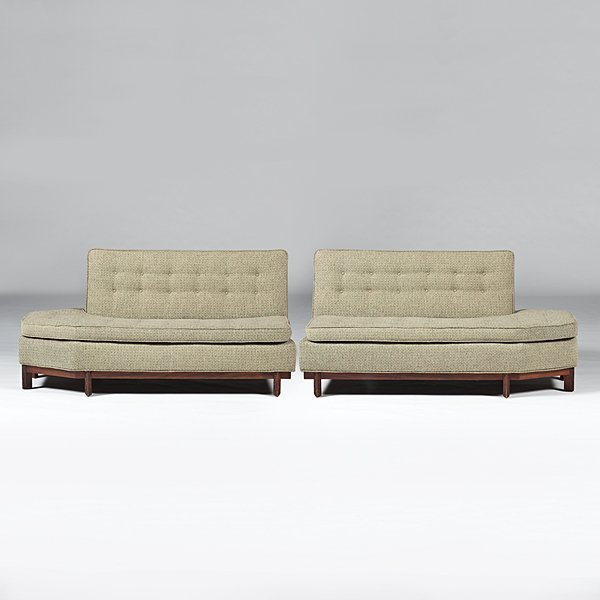 16: Frank Lloyd Wright Sectional Sofa