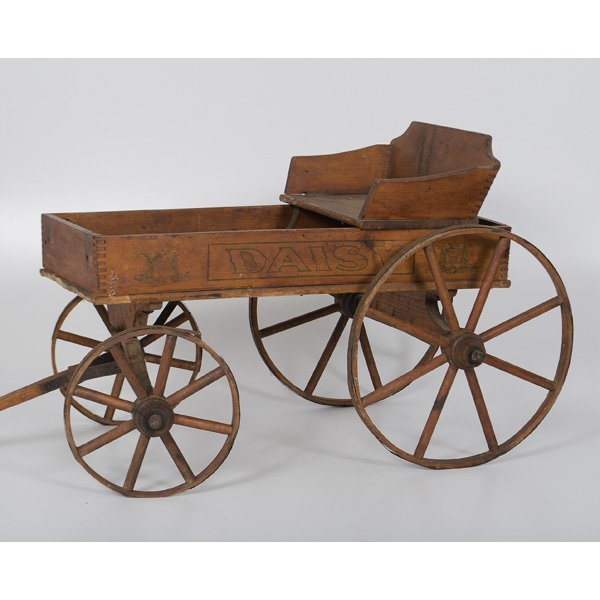 5: Child's Daisy Buckboard