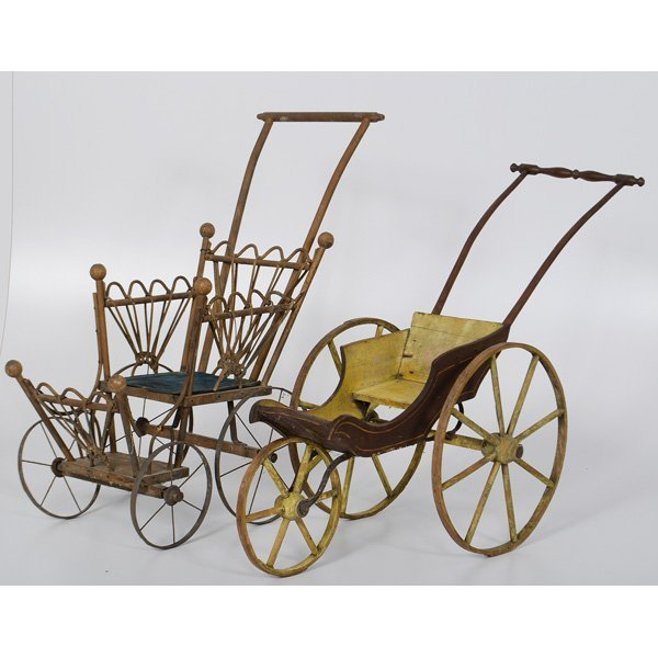 6: Doll Carriages