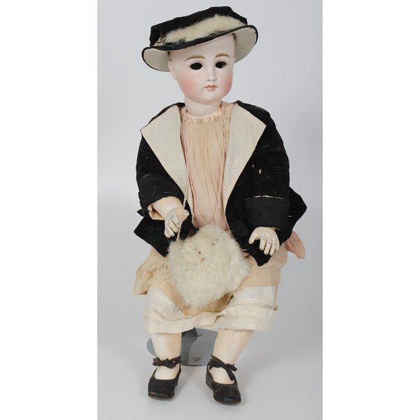 11: Kestner Bisque Doll