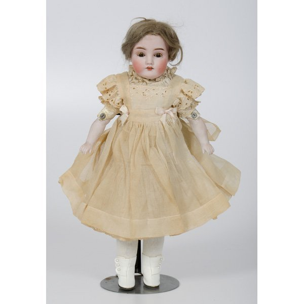 12: Kestner German DEP doll