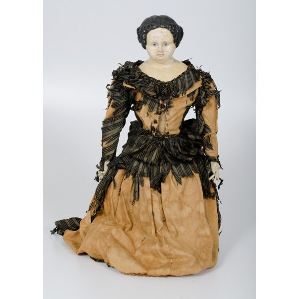 13: Victorian Composition Doll