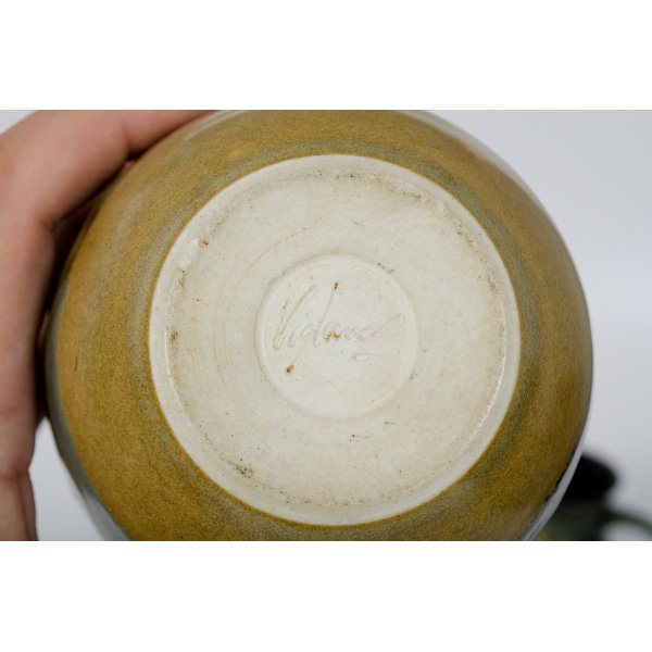 249: Collection of Vigland Pottery - 3