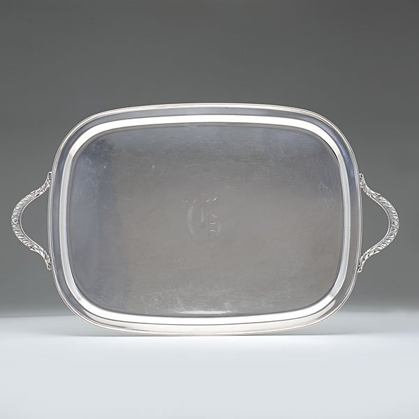 Sterling Serving Tray