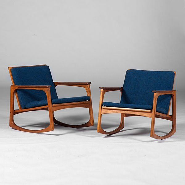 Kjaer Rocking Chairs