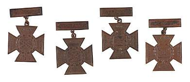 UCV Southern Crosses of Honor, Bates Brothers of Texas