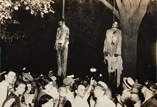 African American Double Lynching in Marion, Indiana
