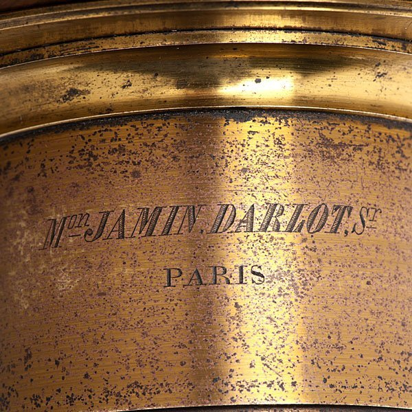 Lewis Half Plate Daguerreotype Camera Jamin/Darlot Lens - 6