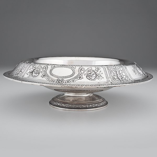 Gorham Sterling Maintenon Compote