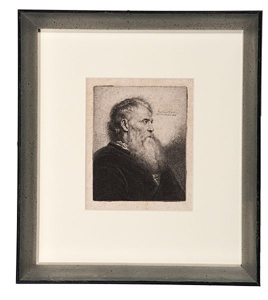 19th Century Rembrandt Etchings