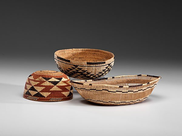 Northern California Baskets From the Collection of Jan
