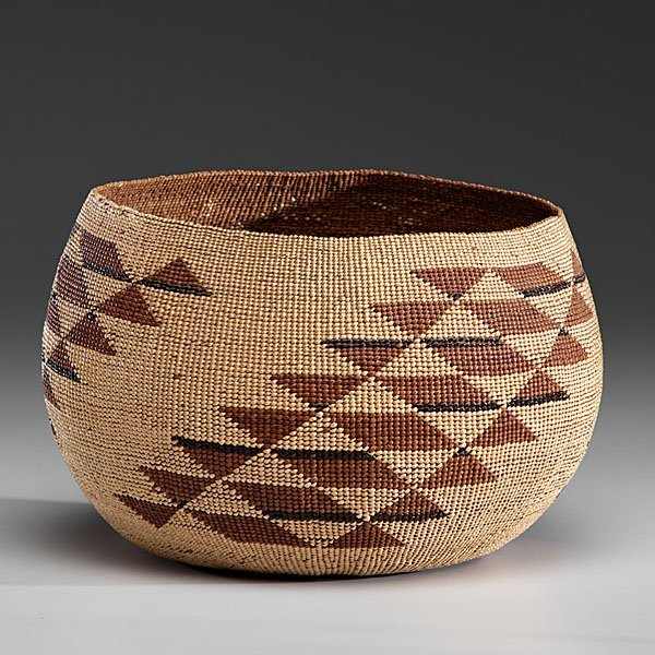 Northern California Mush Bowl From the Collection of
