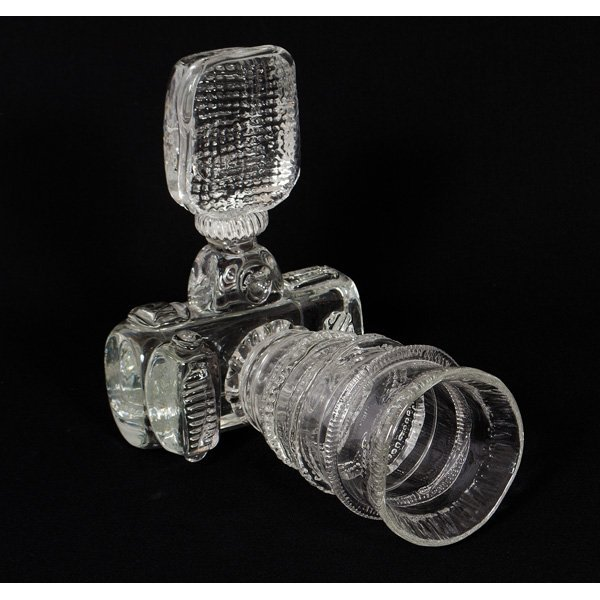 Glass Camera by Scott Darlington
