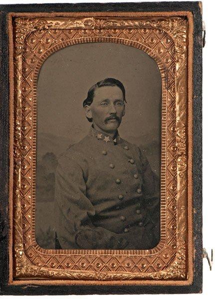 Csa Colonel Marcellus Pointer 12th Alabama Cavalry