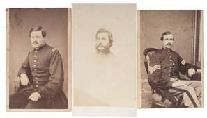 Captain W. Lincoln, 19th Maine Volunteers, WIA