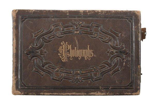 Cody Family CDV Album, 1860s