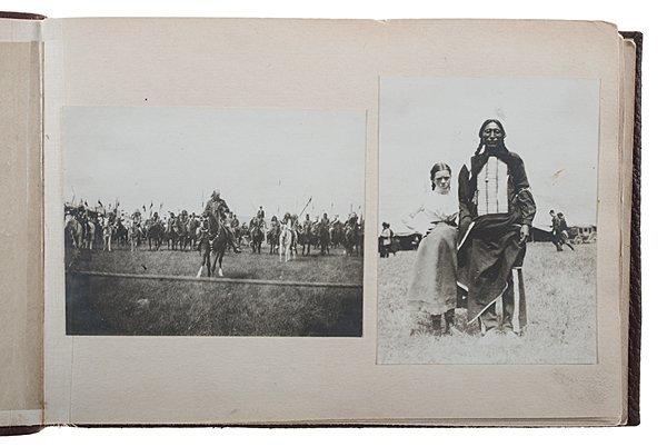 Irma Cody's Wild West Show Album