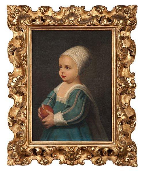 Dutch Old Master Style Portrait