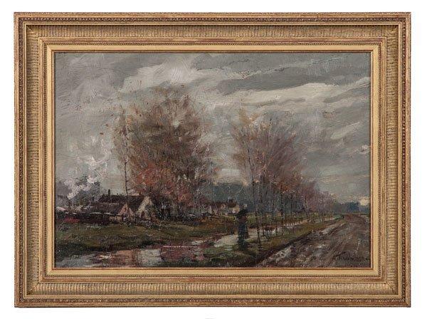The Lost Landscape by Alexander Van Laer