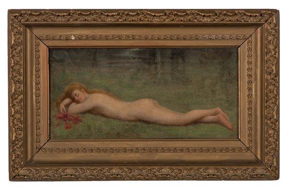 Nude by Richard Gruelle