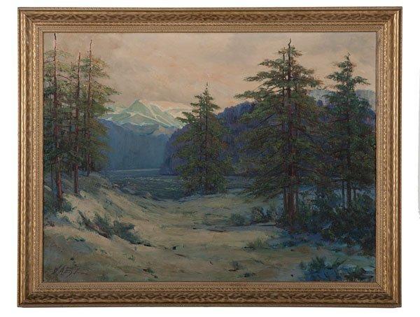 Winter Stillness by William Eyden
