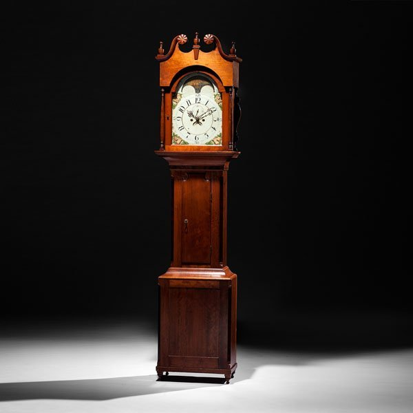 Lancaster County, PA, Tall Case Clock
