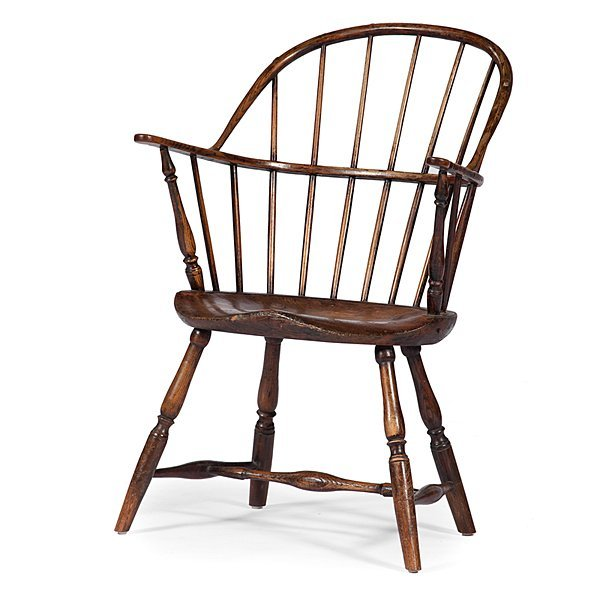 Sack-Back Windsor Armchair