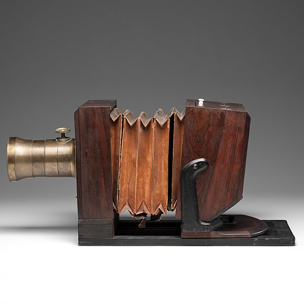 Very Rare Lewis-Style Whole Plate Daguerreotype Camera - 6