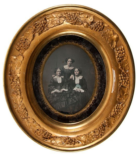 Boston Daguerreotypist, Reuben F. Lovering, Half Plate