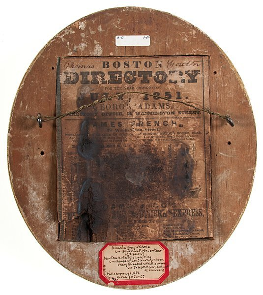 Boston Daguerreotypist, Reuben F. Lovering, Half Plate - 2