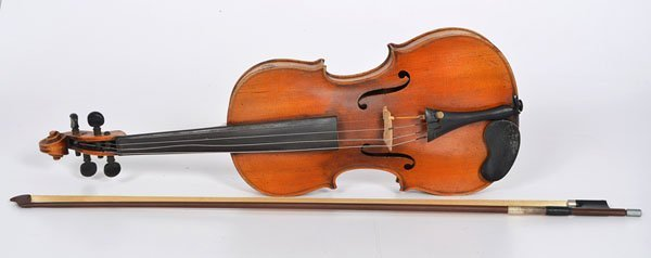 Louis Lowendall Celebrated Conservatory Violin Amati