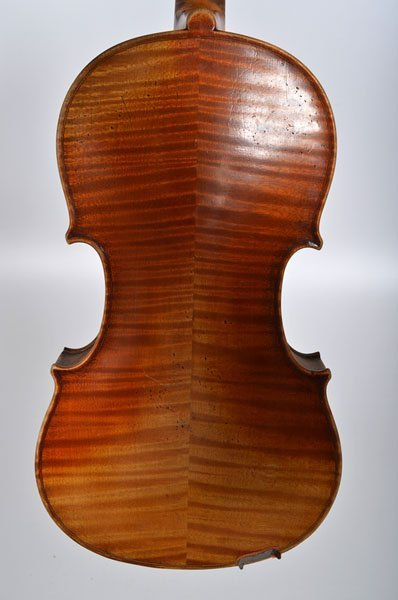Louis Lowendall Celebrated Conservatory Violin Amati  - 2