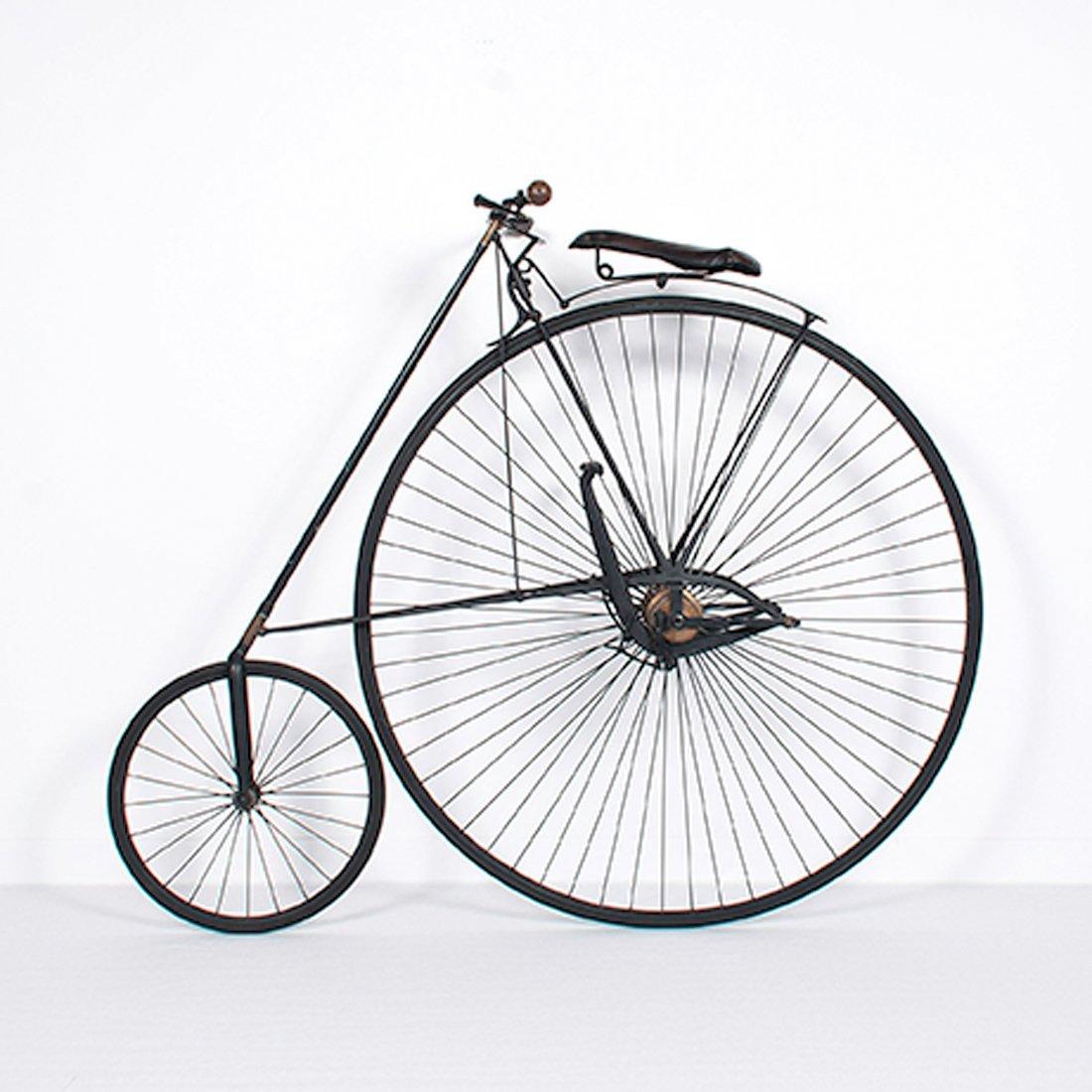 American Star High Wheel Bicycle by H.B. Smith Machine
