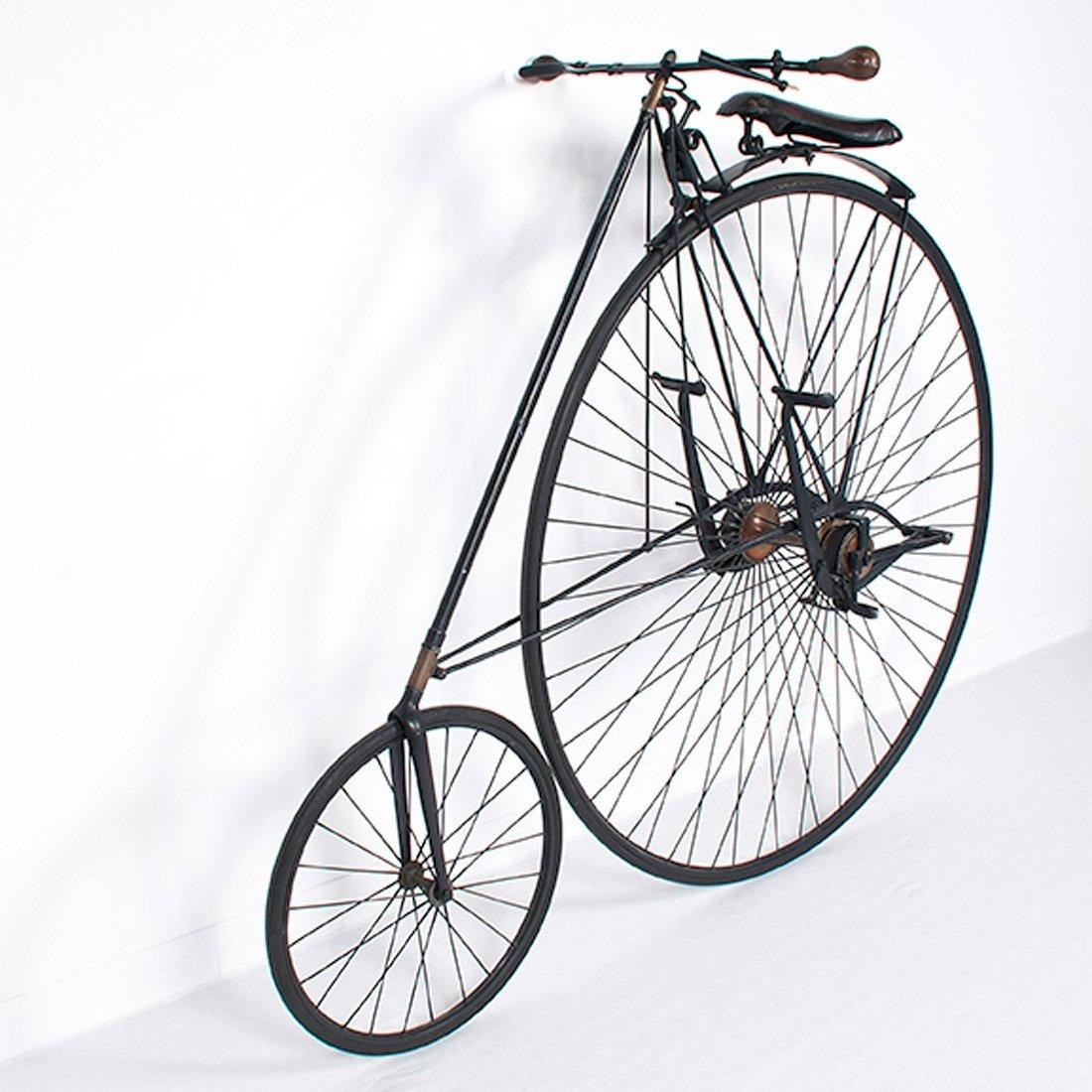 American Star High Wheel Bicycle by H.B. Smith Machine - 2