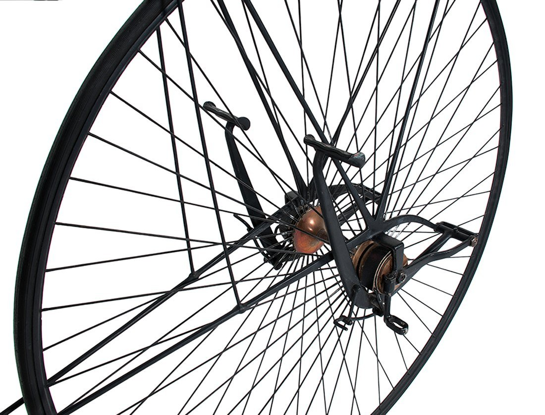 American Star High Wheel Bicycle by H.B. Smith Machine - 3