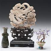 Miscellaneous Chinese Decorative Items