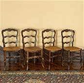 French Provincial Side Chairs