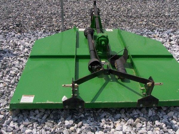 3: Unused Hawkline 6' Brush Cutter Mower for Tractors