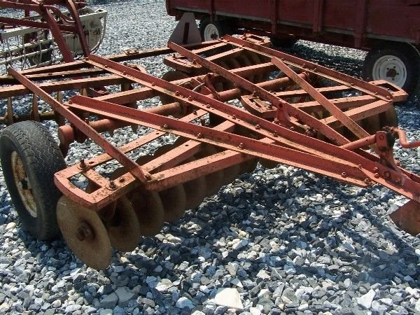 50: Allis Chalmers 8' Transport Disc for Tractors