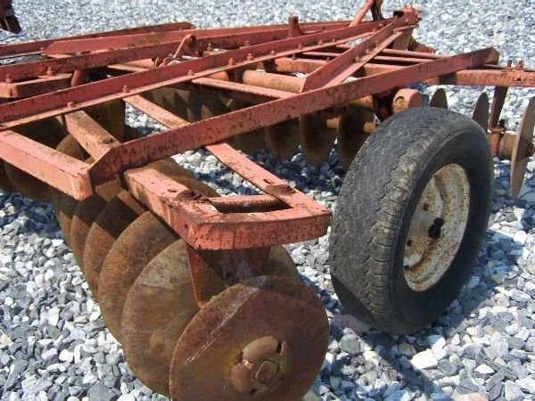 50: Allis Chalmers 8' Transport Disc for Tractors - 6