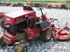 "49: Toro 325-D Front Cut Tractor w/ 72"" Mower!!"